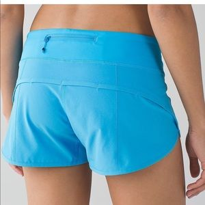 Kayak blue speed shorts 6